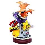 Yzoncd Estatua De Resina De Anime Pikachu Mewtwo Charizard Figura De Acción Juguetes 19Cm, Figura De Pokemon De Ensueño Juguetes Coleccionables para Regalos