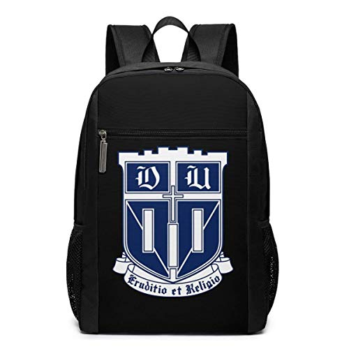 ZYWL Duke University Laptop Rucksack 17-Zoll-Reiserucksack Bookbag Bussiness Bag