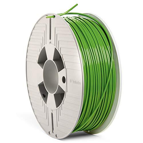 Verbatim 3D PRINTER FILAMENT PLA 2.85MM GREEN 1KG