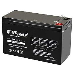 Image of ExpertPower 12V 7 Amp...: Bestviewsreviews