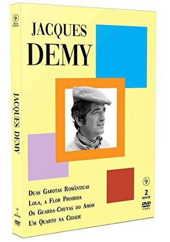 Jacques Demy [Digipak com 2 DVD's]