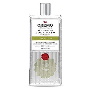Cremo All Season Body Wash, Sage & Citrus, 16 Ounce 5