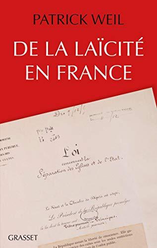 De la laïcité en France