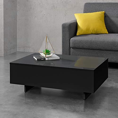 ikea salontafel hoogglans zwart