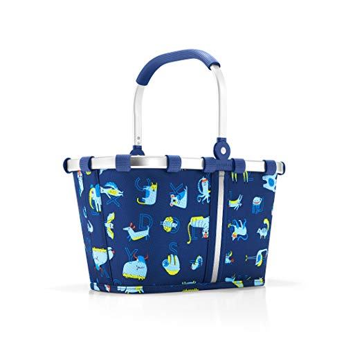reisenthel carrybag XS kids Einkaufskorb 33,5 x 18 x 19,5 cm / 5 l / abc friends blue