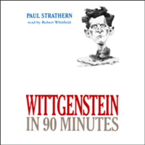Wittgenstein in 90 Minutes audiobook cover art