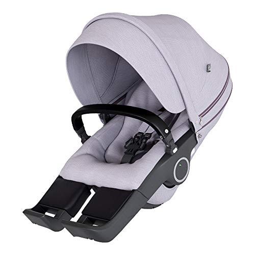 STOKKE® Xplory® 6 Kinderwagen-Sitz - Sitzschalen-Aufsatz für Fahrgestell Xplory - Farbe: Brushed Lilac