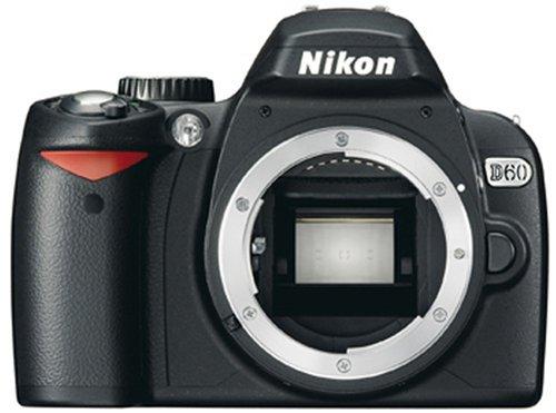 Nikon D60 SLR-Digitalkamera (10 Megapixel) Gehäuse