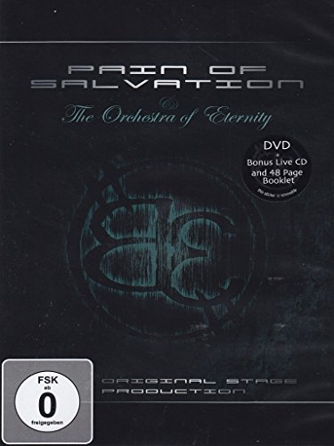 Pain of Salvation - Be: Live (+ Audio-CD) [2 DVDs]