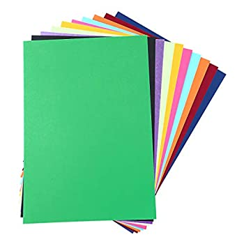 Poster Board IMAGE 10 Assorted Colors A3 Size Railroad Board 11.7 16.5 Inches Blank Graphic Display Board for Arts Crafts exhibits and Notices  Pack of 50