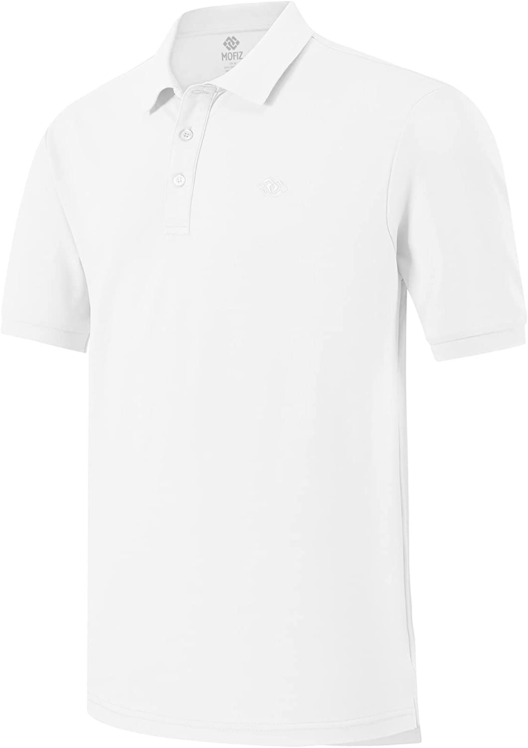 MoFiz Casual Golf Shirts for Award-winning store Men Men's New Shipping Free Dry Shirt with Polo Fit