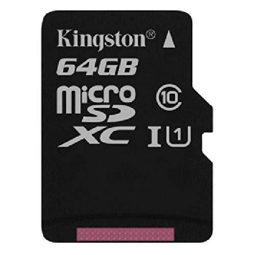Kingston - Tarjeta de memoria de 64 GB clase 10 para Huawei Mate 30/Mate 30 Pro/Mate 30 Lite