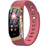 Fitness Trackers HR IP67 Waterproof Activity Tracker Blood Pressure Heart Rate Monitor <span class='highlight'>Smart</span> <span class='highlight'><span class='highlight'>Watch</span></span>es <span class='highlight'>Pedometer</span> <span class='highlight'>for</span> Walking Step Calories Counter Bluetooth Stop<span class='highlight'><span class='highlight'>watch</span></span> <span class='highlight'><span class='highlight'>Smart</span><span class='highlight'><span class='highlight'>watch</span></span></span> Bracelet Men Women