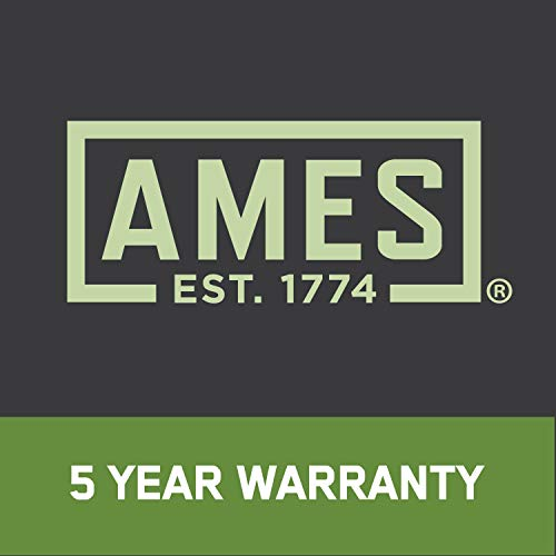 AMES 2519100 NeverLeak Cold-Weather Resistant Cabinet with Auto-Track Reel, 150-Foot Hose Capacity