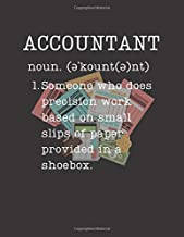 Accountant: 2019 - 2020 Academic Planner - An 18 Month Weekly Calendar - July 2019 - December 2020 (Definition, Humor)