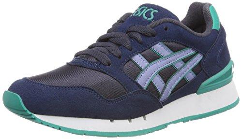 ASICS Unisex-Erwachsene Gel Atlanis H63RQ-5053 Sneaker, Mehrfarbig (Blue 001), 37.5 EU