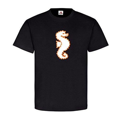 Frühschwimmerabzeichen Seepferdchen Seepferd Schwimmbad Schwimmen Schwimm Verein - T Shirt Herren #612