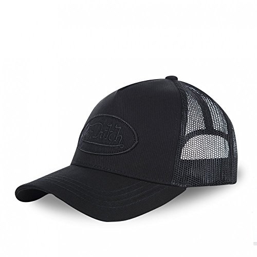 Von Dutch Taille Unique casquettes lofb noir,Taille unique,Noir