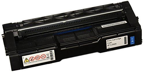 Ricoh 407540 Cartucho de Tóner para Impresora SP C250A / SP C250SF / SP C250DN, 2300 Páginas