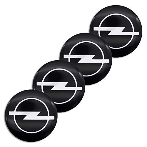 ZKL shop Tapas del Centro de Ruedas Centro de Ruedas del automóvil Caps Caps Coche Neumáticos de Ruedas Centro Cubierta Cubierta Cubierta Accesorios para Opel Astra H J G K Insignia Corsa D Vec