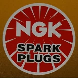 NGK (5044) BR8EIX Spark Plug - Pack of 4