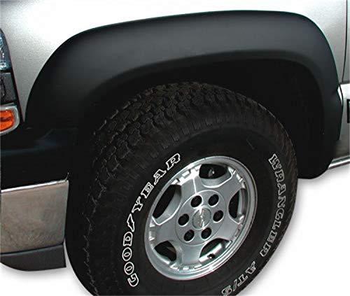 Stampede 8531-5 Trail Riderz Fender Flare for Toyota, Set of 4 (Textured Black)