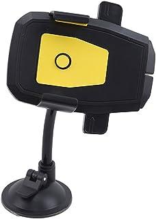 Fyuanmeiichezzj Car phone holder New Car Phone Holder Bracket Mount Cup Holder Universal Car Mount Mobile Suction Windshie...