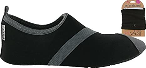 FitKicks Flats Flexible Shoes with Free FitWrist Wallet