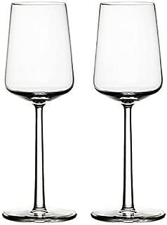 Iittala Essence 11-Ounce White Wine Glass, Set of 2