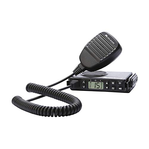 Midland Micro Mobile GMRS 2-Way Radio MXT90