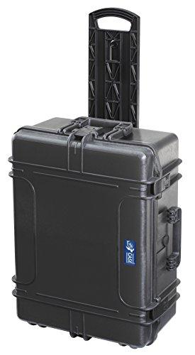 TAF CASE TAF Case 600M - Outdoor Trolley-Koffer Staub- und wasserdicht, IP67 schwarz