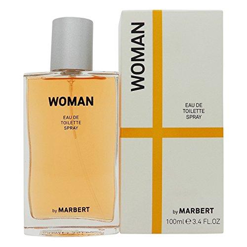 Marbert Woman femme/women Eau de Toilette Spray, 1er Pack (1 x 100 ml)