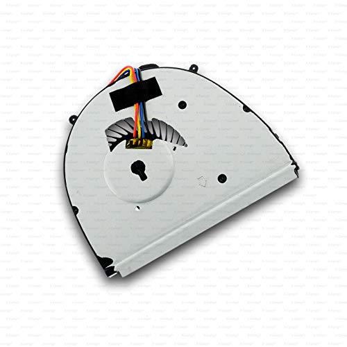 X-Comp Ventilador de CPU para Lenovo IdeaPad U310 Serie EG50050V1-C040-S99