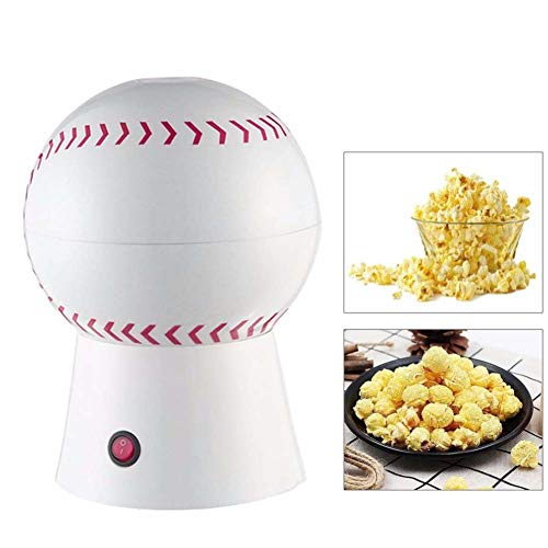 Best Deals! FZSWW Popcorn Maker, Hot Air Popcorn Popper Healthy Machine No Oil Needed,No Oil Needed,...