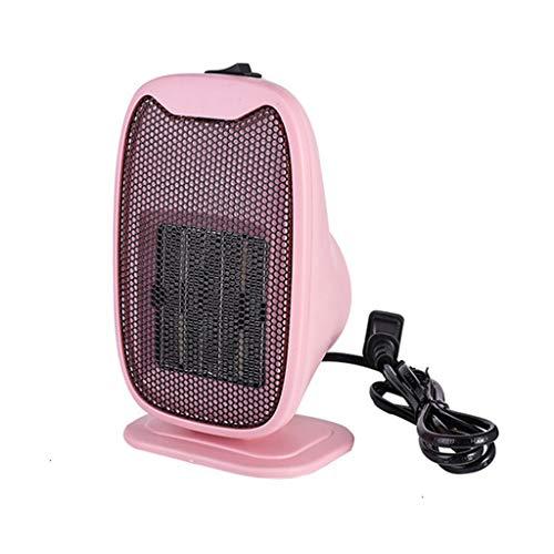 SCYMY Inizio riscaldatore Handy Mini Air Heater Fan Desktop Riscaldamento Stufa radiatore riscaldatore infrarosso scalda for Camera Inverno (Color : A)