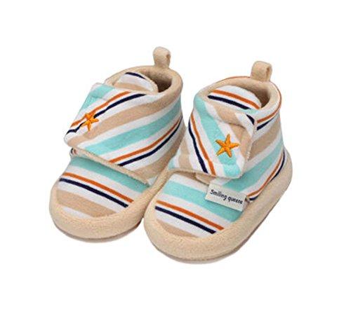 2 paires de chaussures en tissu Shoes Shoes coton Chaussures enfant pour l'automne et l'hiver