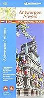 Antwerp - Michelin City Plan 40: City Plans (Michelin City Plans)
