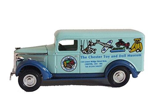 Matchbox Yesteryear Y-12, 1937 GMC VAN,