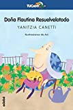Doña Flautina resuelvelotodo: 32 (TUCÁN AZUL)