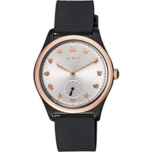 Reloj Tous 900350085 Free Fresh de Acero IP Rosado y...