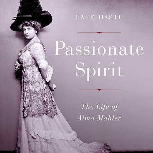 Passionate Spirit audiobook cover art