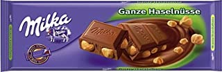 Milka Hazelnuts Chocolate Large (300g)