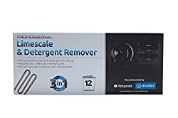 "Genuine replacement limescale & detergent remover for your washing machine. This can fit washing machines sold by different manufacturers and brands. For a full list of models this part/accessory is suitable for click on ""See more product details"" an..."