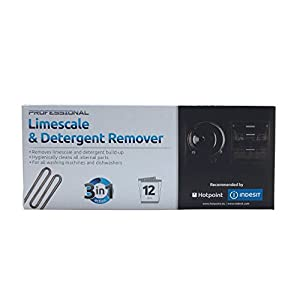 Indesit Washing Machine Limescale & Detergent Remover. Genuine part number C00308432