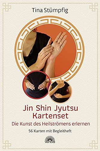 Jin Shin Jyutsu Kartenset: Die Kunst des Heilströmens erlernen 56 Karten mit Begleitheft