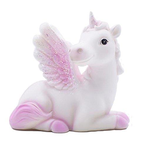 Desconocido Unicornio Noche Luz