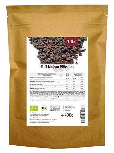 BIO Kakao Nibs roh 400 g