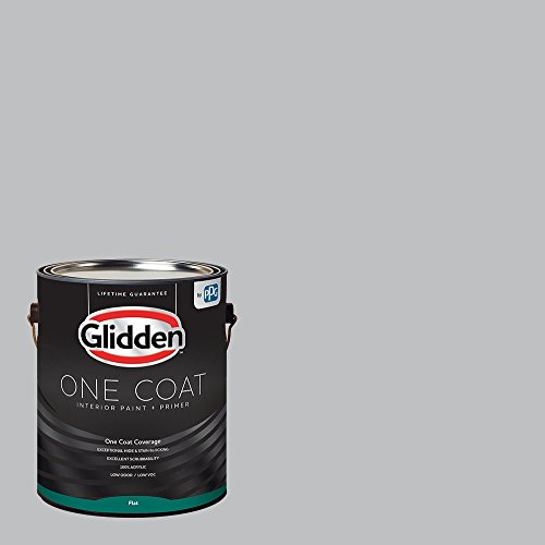Glidden Interior Paint + Primer: Gray/Whirlwind,...