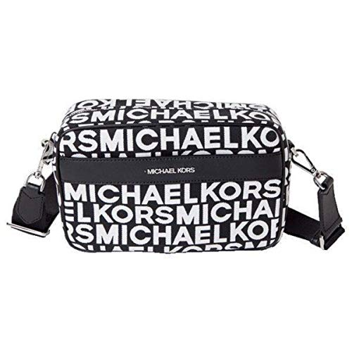 Michael Kors Kenly Large Graphic Logo Crossbody Bag