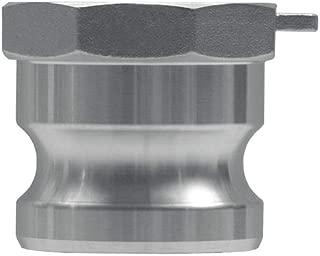 JGB Enterprises 030-01064-864CI Aluminum Type A Cam and Groove Fitting, 4